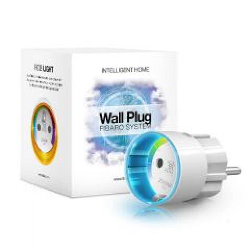 fibaro z wave wall plug gen5 f r smart home heimautomation. Black Bedroom Furniture Sets. Home Design Ideas