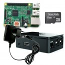Raspberry Pi 2 Low Budget Starter Set Schwarz