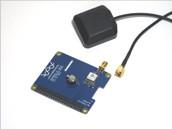 GPS Modul für Raspberry Pi GPIO inkl. aktiver GPS Antenne.