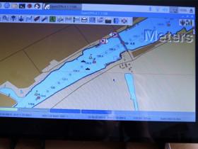 Boots und Yacht Navigation OpenCPN mit Raspberry Pi und 10,1 Zoll Touch Display